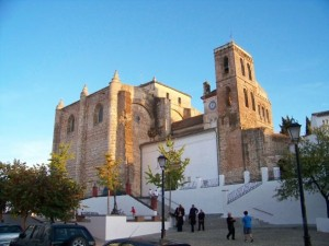 Iglesia Cazalla