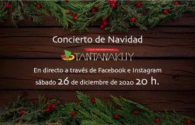 CTK Concierto Navidad OnLine